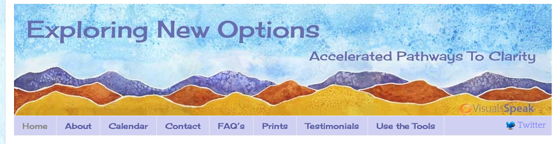 Exploring New Options Logo