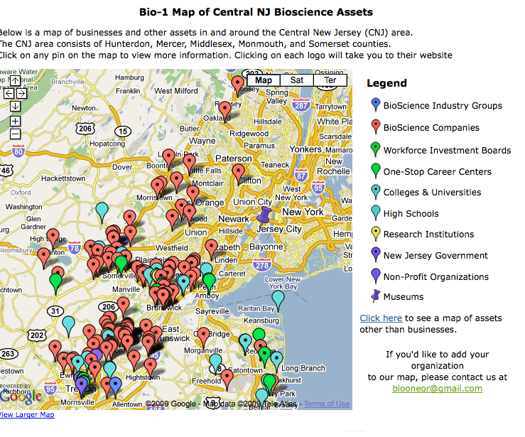 Google Maps - Social Media for Workforce Development
