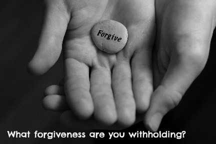Withholding forgiveness