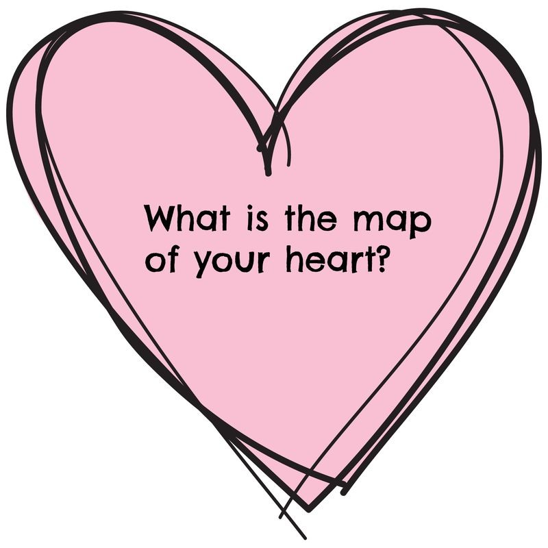 Map of your heart