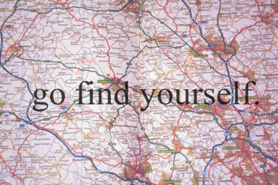 Go-find-yourself
