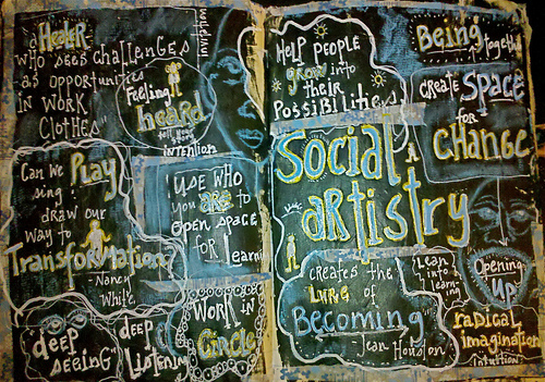 Social artistry